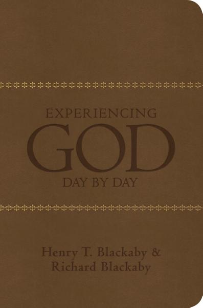 Experiencing God Day by Day PDF