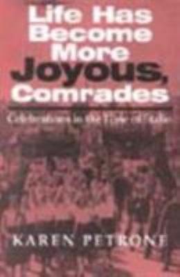 Life Has Become More Joyous  Comrades PDF