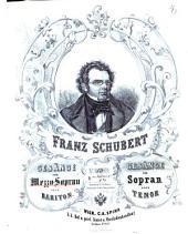 Gesänge: für Mezzo-Sopran oder Bariton .... Erster Verlust : von Goethe ; op. 5. d, Volume 13