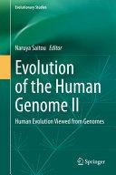 Evolution of the Human Genome II PDF