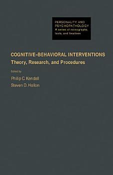 Cognitive Behavioral Interventions PDF