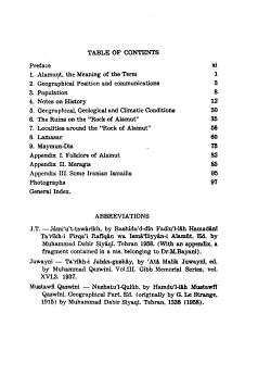 Alamut and Lamasar PDF