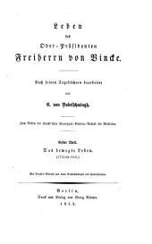 Leben des orber-präsidenten freiherrn von Vicke, nach seinen tagebüchern: 1. Theil. Das bewegte leben(1774 bis 1816)