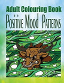 Adult Colouring Book Positive Mood Patterns