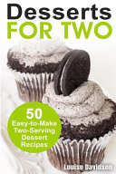 Desserts for Two Book