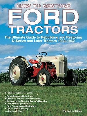 How to Restore Ford Tractors PDF