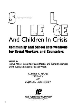 School Violence and Children in Crisis PDF