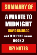 Download Summary of a Minute to Midnight Book