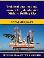 Technical questions and answers for job interview Offshore Drilling Rigs PDF