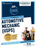 Automotive Mechanic (U.S.P.S.)
