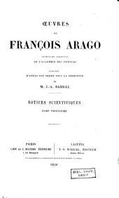 Oeuvres complètes de François Arago: Volume10