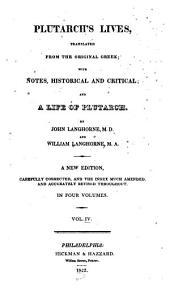 Plutarch's Lives: Volume 4