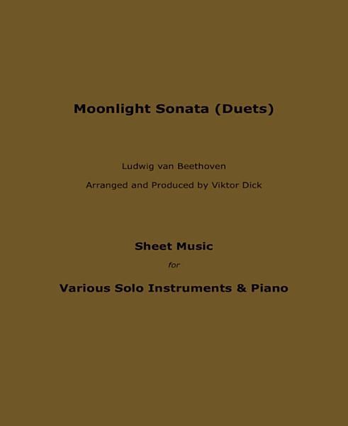 Moonlight Sonata  Duets