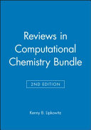 Reviews in Computational Chemistry Bundle PDF