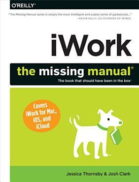 IWork  The Missing Manual PDF