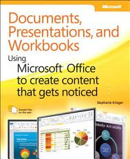 Documents  Presentations  and Worksheets PDF