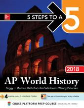 5 Steps to a 5: AP World History 2018, Edition: Edition 11