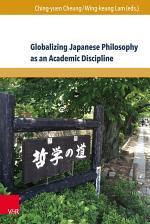 Globalizing Japanese Philosophy as an Academic Discipline