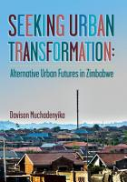 Seeking Urban Transformation PDF