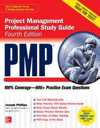 PMP Project Management Professional Study Guide  Fourth Edition PDF