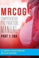 MRCOG Comprehensive Preparation Manual PDF