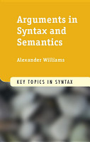 Arguments in Syntax and Semantics PDF
