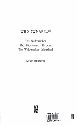 Widowmakers Book PDF