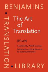 The Art of Translation