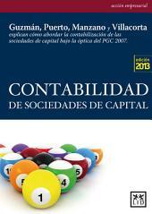 Contabilidad de sociedades de capital