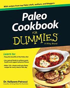 Paleo Cookbook For Dummies PDF