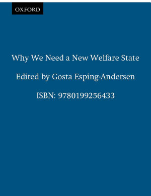Why We Need a New Welfare State PDF
