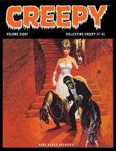 Creepy Archives Volume 8: Volume 8
