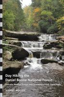 Day Hiking the Daniel Boone National Forest PDF