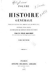 Polybe: Histoire générale, Volume2