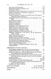 The Practitioner: Volume 20