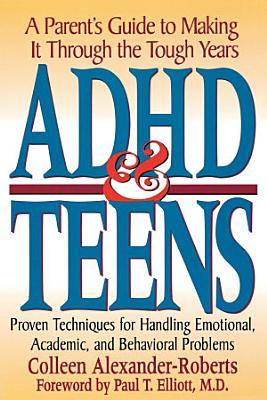 ADHD   Teens