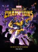 Marvel Contest of Champions  the Art of the Battlerealm Book