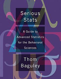 Serious Stats Book