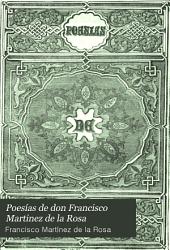Poesías de don Francisco Martinez de la Rosa