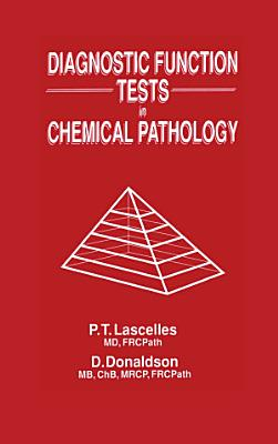 Diagnostic Function Tests in Chemical Pathology PDF