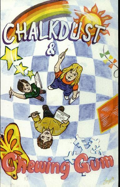 Download Chalkdust and Chewing Gum Book