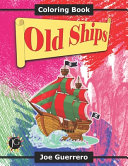 Coloring Book Old Ships