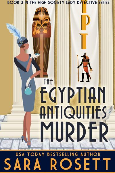 Download The Egyptian Antiquities Murder Book