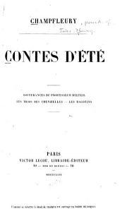 Contes d'ete ...: Volume1