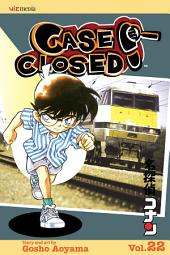 Case Closed, Vol. 22: Murder on the Hokutosei Express