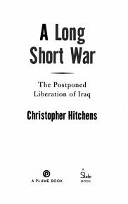 A Long Short War PDF