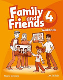 Family and Friends  4  Workbook PDF