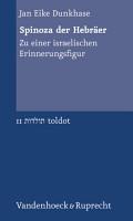 Spinoza der Hebr  er PDF