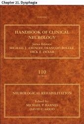 Neurological Rehabilitation: Chapter 21. Dysphagia