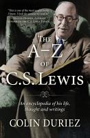 The A Z of C S  Lewis PDF